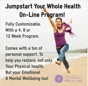 Jumpstart Your Whole Health Online Program
