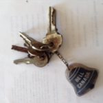 Dad's keys and self-care